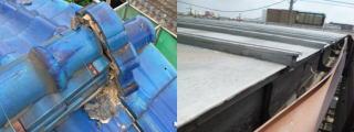 屋根の修理・補修のイメージ